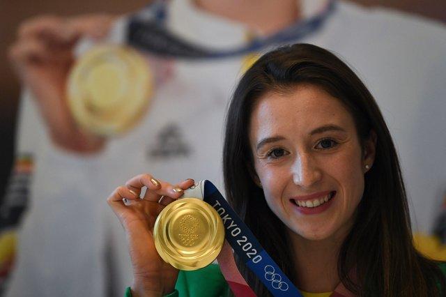 Recompensas ganhas por atletas belgas nas Olimpíadas serão tributadas - Política Econômica