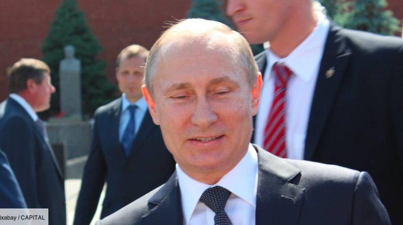 Vladimir Putin, caso de contato com Covid-19, está em isolamento