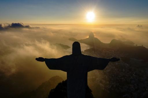 Rio de Janeiro: estátua do Cristo Redentor comemora 90 anos