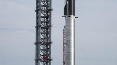 Musk diz que a Starship pode estar pronta para o lançamento orbital no próximo mês, mas a revisão da FAA continua - Spaceflight Now