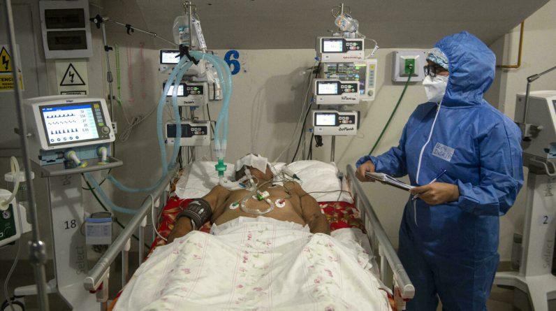 Covid-19: O Peru ultrapassa o limite de 200.000 mortes
