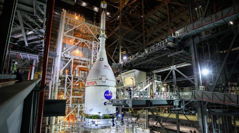 NASA pretende lançar em fevereiro o primeiro foguete lunar desde a missão Apollo
